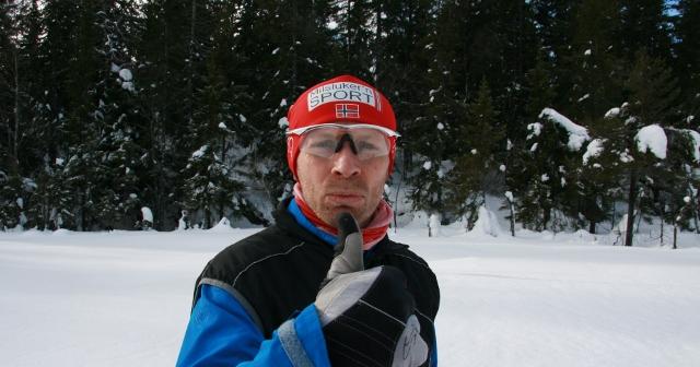 Holmenkollen Skimaraton - spikerfeste og spikerglid